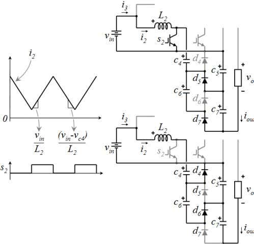 and s 2 , and it gets the same voltage, see Fig. 20(a). Fig. 20. Equivalent
