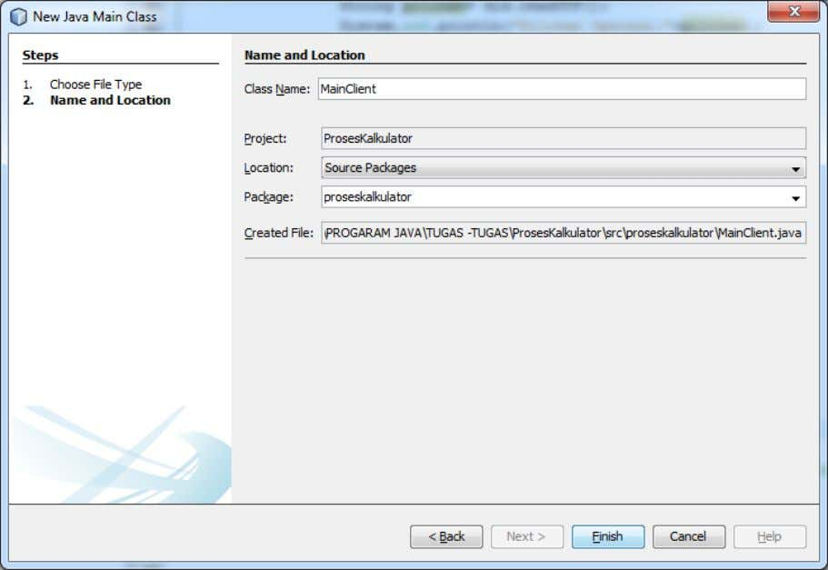 12. Create Socket Client and impor java.net.socket