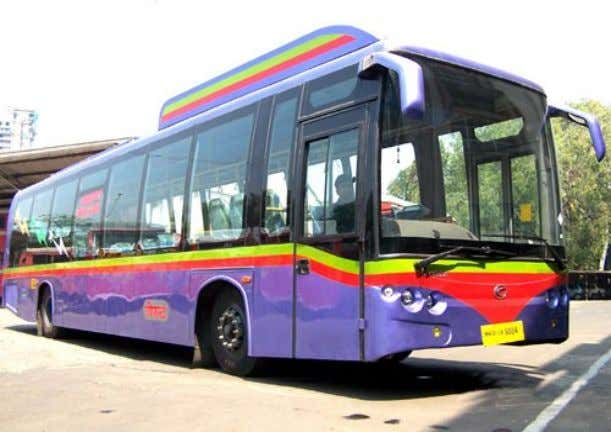 (KING LONG BUS) Air Conditioned (Super) Bus Routes The Undertaking has introduced Air-Conditioned bus routes.