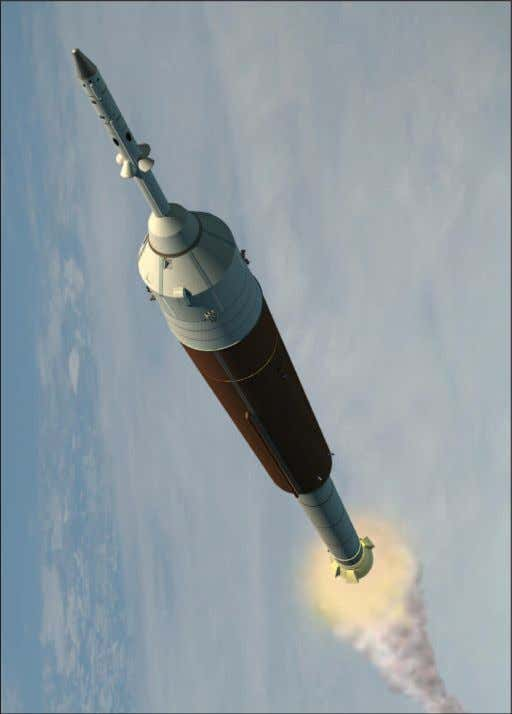 led by Kennedy Space Center in Florida. Orion by the Numbers Orion launches from Kennedy Space