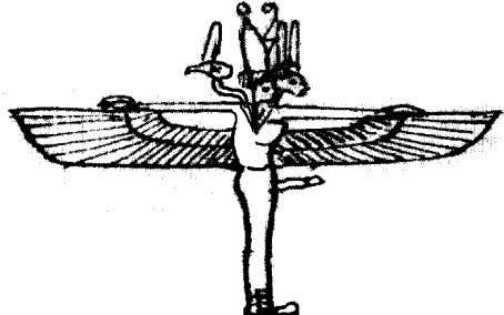 "instruction from Aset to Heru (Horus) from the Ausarian Resurrection. ""Sex is a thing of bodies,"