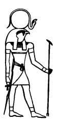 Yoga Volume II The Main Ancient Egyptian Gods and Goddesses Forms of Amun-Ra –Creator The Main