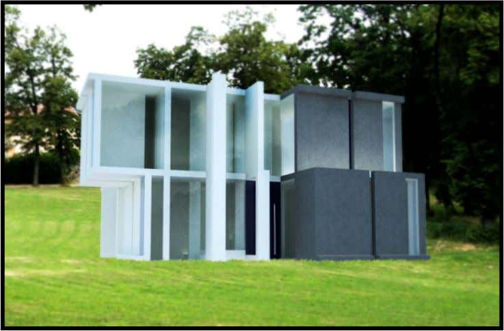 House VI Introduction The Frank Residence, is a si gnificant building designed by Peter Eisenman ,