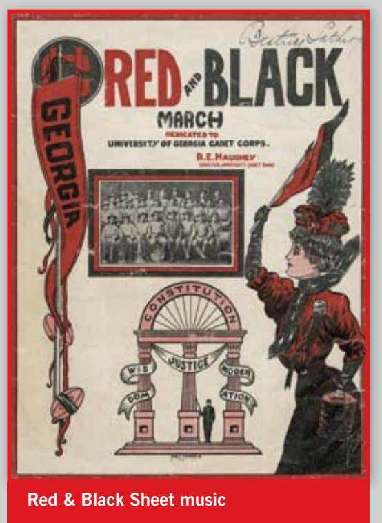 Red & Black Sheet music