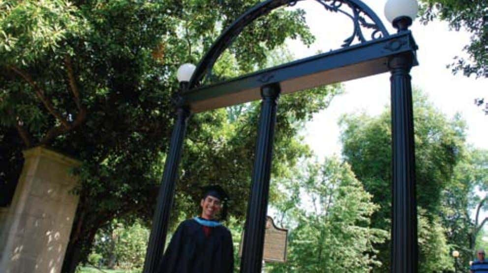 refusing to walk under the Arch until after commencement. Place Your Photo Here to be recognized