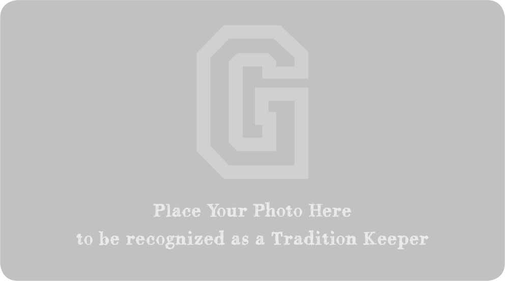 Place Your Photo Here to be recognized as a Tradition Keeper