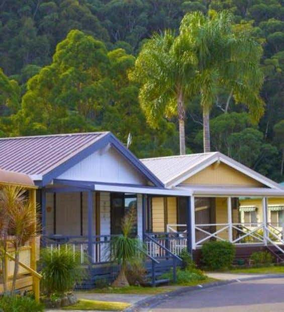 Outlook Ettalong Beach Holiday Village, Ettalong Beach, NSW Ingenia is committed to operating and building a