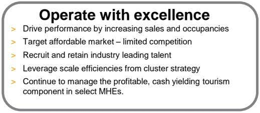 Group strategy Delivering on strategy with seamless execution p8