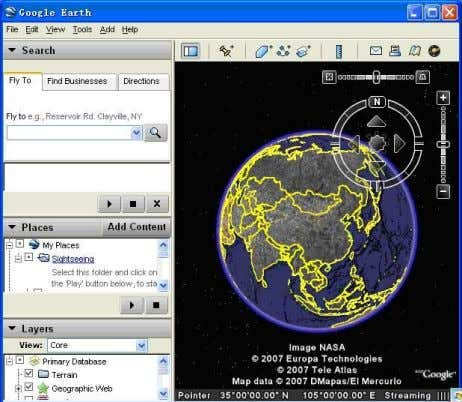 Input the latitude and longitude that you receive from the tracker by SMS and click