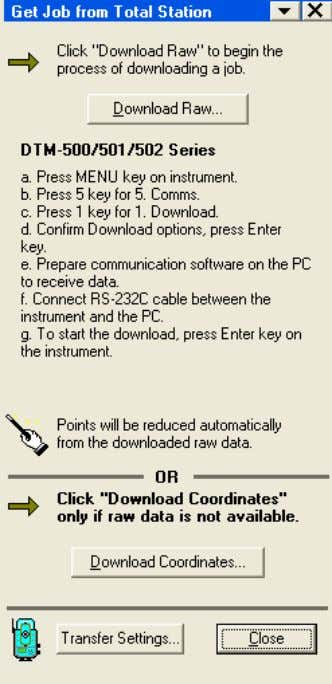 COM port on the PC with an appropriate communication cable. 1. Start Connex: Start > All