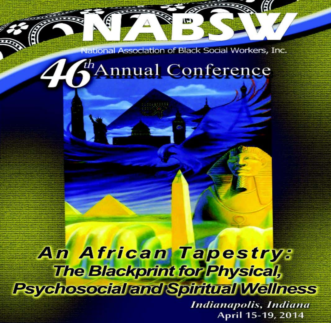 EVENT: APRIL/INDIANA NATIONALASSOCIATION OF BLACK SOCIAL WORKERS NABSW.ORG