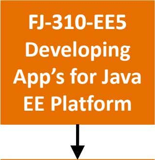 FJFJ‐‐310310‐‐EE5EE5 Developing App's for Java EE Platform