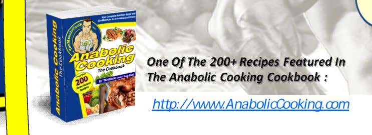 http://www.AnabolicCooking.com