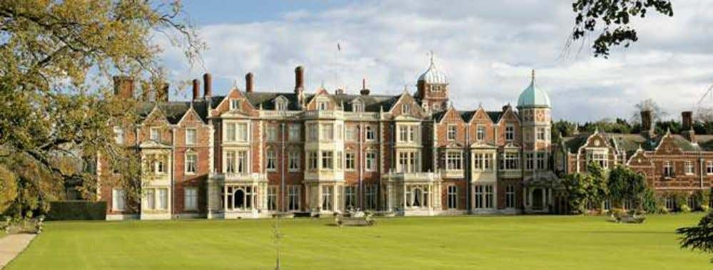 of the Royal Family regularly spend Christmas at Sandringham and make it their official base until
