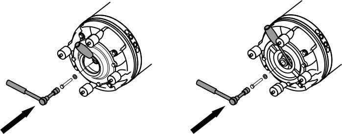 be higher. e) Check that the impeller can rotate easily. Figure 10: N Figure 11: H