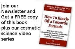 Get this Free Formulation Guide Now! Name: Email: We respect your email privacy