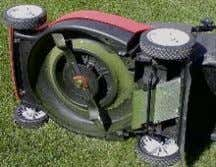 without any mistakes especially spelling and grammar. Fig.2 Rotary Mower A rotary mower rotates about a