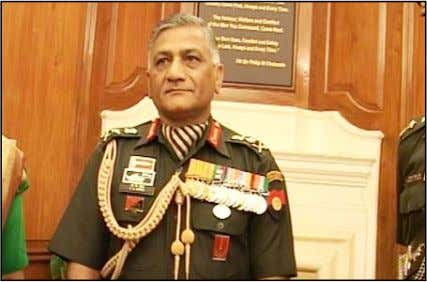 12 India Newswire October 8-14, 2011 TheSouthAsianTimes.info Over 4,000 Chinese in PoK: Army chief New Delhi: