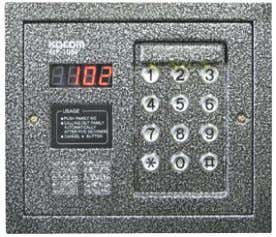 US$ 25.00 15 Vdc YEARS AUDIO O. VOLTAGE WARRANTY Metallic Gatephone • PS-M2 adapter required