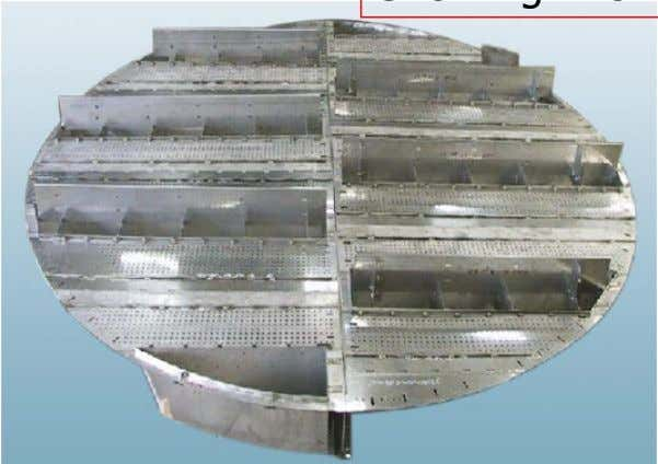 Some special type of trays (Contd.): Shell High Performance tray