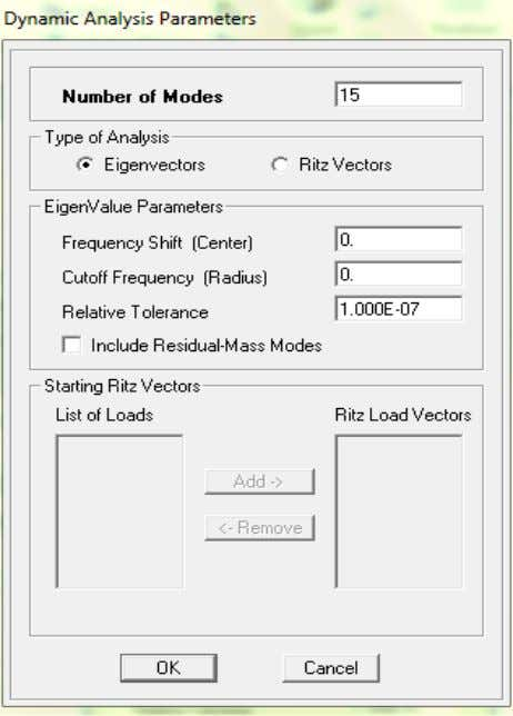 Analysis options Mass source Definition Page : 8