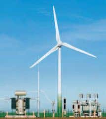Wind farm power Power failure Power recovery P Time/minutes Power gradient: Regulation of power feed