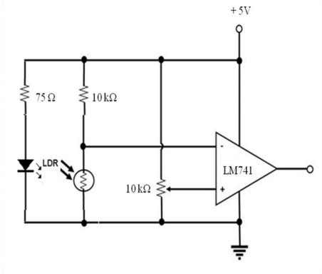 of the sensor to alter the sensitivity of the sensor. Figure 5 LDR 3.2.4 Water Sensor