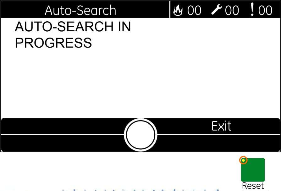 AUTO-SEARCH IN PROGRESS