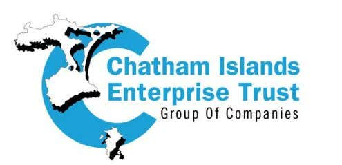 Chatham Islands Enterprise Trust Strategic Plan 2009 1 Chatham Islands Enterprise Trust Strategic Plan August 2009