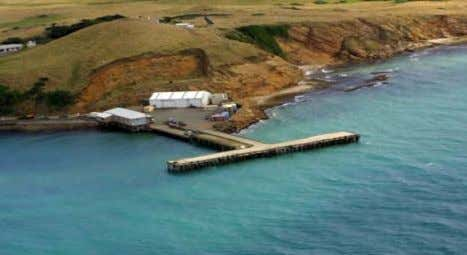 Trust Strategic Plan 2009 Chatham Island Ports Limited 21 • Establish a relationship with a consulting