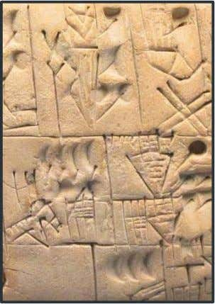 5K Years Ago = Oldest Known Text… Cuneiform, Mesopotamia 131 Years Ago = Oldest Known Moving