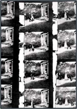 Ago = Oldest Known Moving Image… Video, United Kingdom Source: Maxime Aubert, Griffith University, Wikimedia,