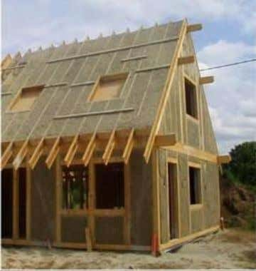 recyclable, carbon negative 3 © 2014 Green Built LLC Hemp-Lime Increasingly Adopted as a Mainstream Building