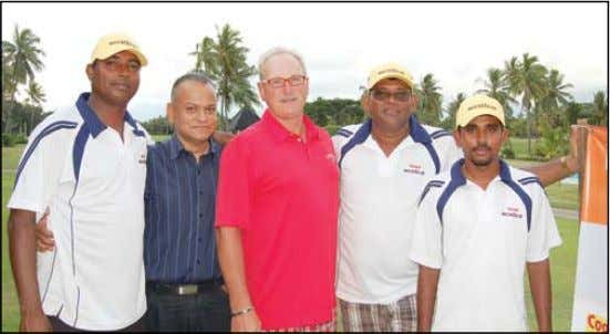www.thejetnewspaper.com NADI CHAMBER OF COMMERCE & INDUSTRY www.epapergallery.com Charity golf a great success By EMOSI LASAQA