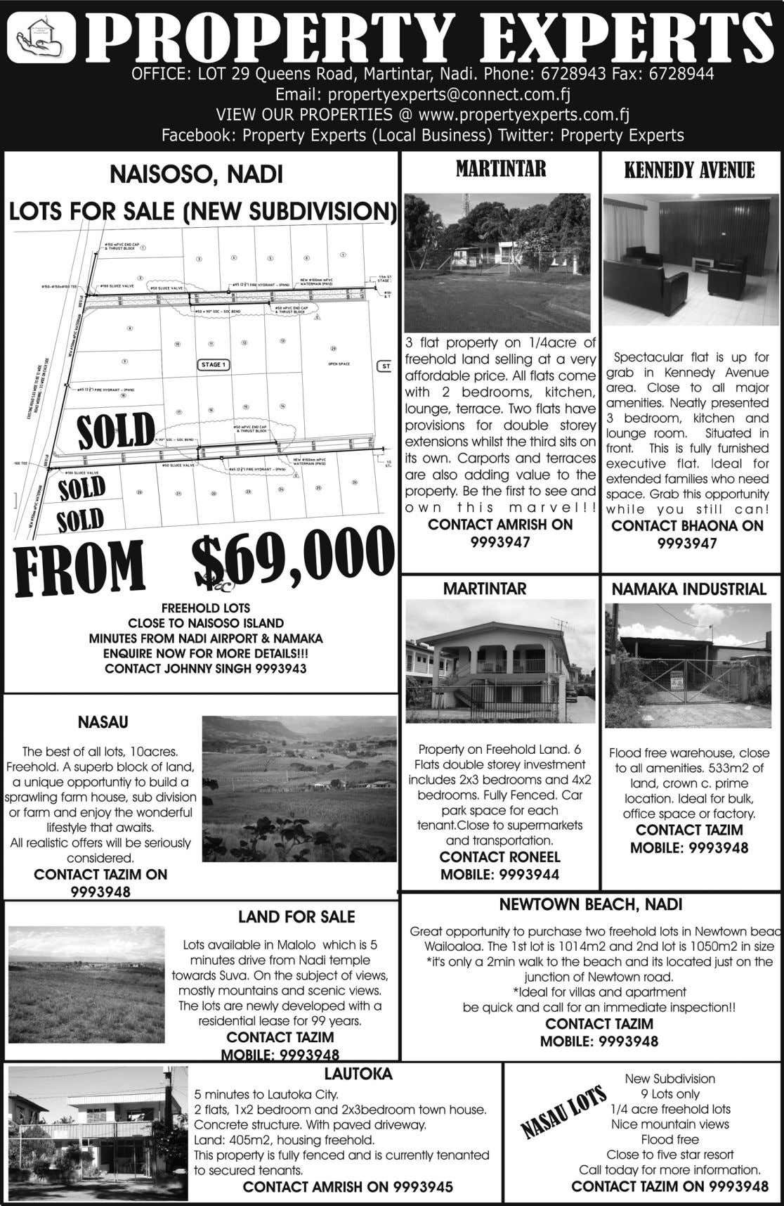 www.thejetnewspaper.com ADVERTISEMENT www.epapergallery.com THE JET - FIJI'S FIRST COMMUNITY NEWSPAPER 2