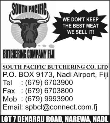 www.thejetnewspaper.com BUSINESS NOTICE BOARD www.epapergallery.com THE JET - FIJI'S FIRST COMMUNITY NEWSPAPER 2