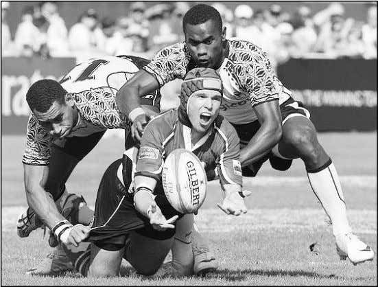 www.thejetnewspaper.com SPORTS www.epapergallery.com Is sevens still our game? By ASUAD ALI in Canada There has long
