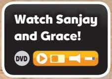 Watch Sanjay and Grace! DVD