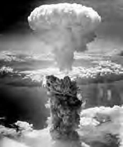 War The atomic bombings of Hiroshima and Nagasaki immediately killed over 120,000 humans. War is a