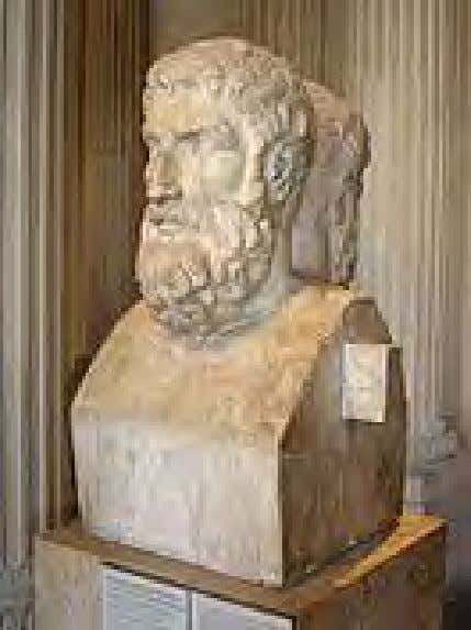 Epicureanism Bust of Epicurus leaning against his disciple Metrodorus in the Louvre Museum. To Epicurus, the