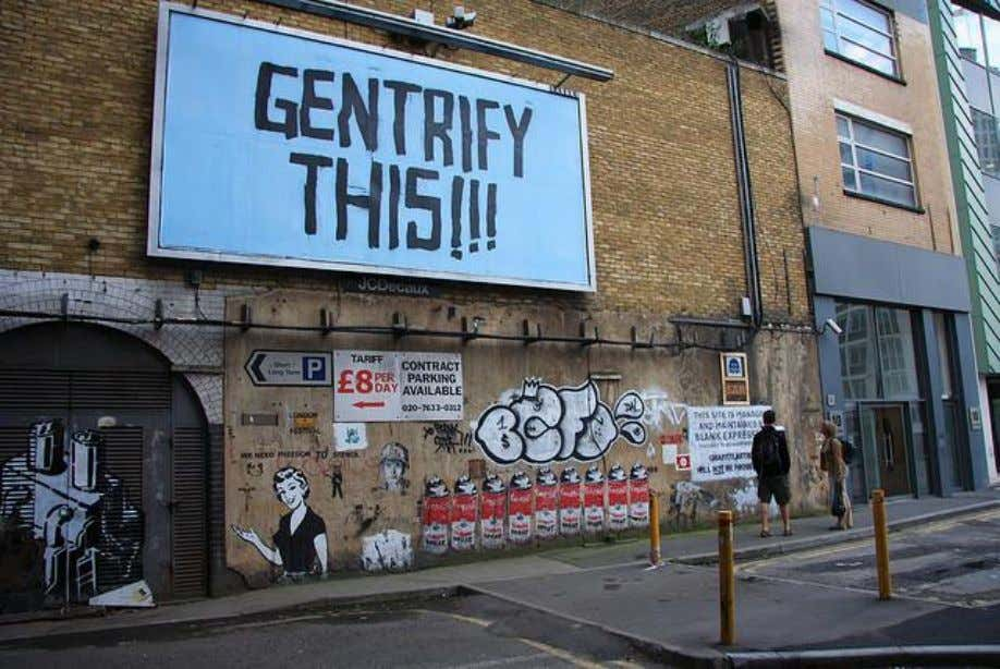 Name Fieldwork Background Tasks – Gentrification Define gentrification. 0:21 should do the trick! According to the