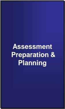 Assessment Preparation & Planning