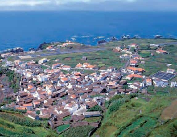 Azores | Corvo | Vila Nova do Corvo Vila Nova do Corvo Comodoro, Vila Nova do