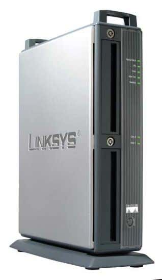 Ethernet Network Attached Storage 120 GB Hard Drive with PrintServer User Guide Use this guide to
