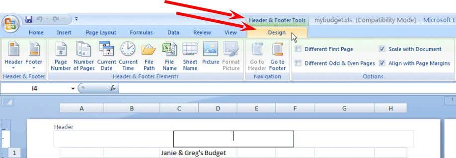 is one of the great new features in 2007 Office and Excel. Go ahead and experiment