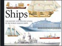 colour photographs ISBN: 978-1-78274-554-9 £9.99 Flexibound Ships chriS BiShOp Fully illustrated in a striking landscape