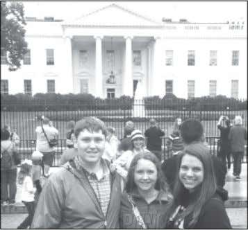 Tarkio FFA members visit Washington, D.C. By Alissa Hurst, Haley Hall, and Ethan Riley On Monday,