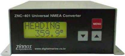 be used for core part of Anemometer, Rudder and etc. This All information is displayed in