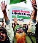 "ing JuD gets in the name of charity can be choked,"" he Supporters of Hafiz Saeed"