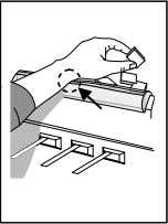 Round or pad edges of guards, contain- ers, or work tables. Use conveyors to reduce twisting
